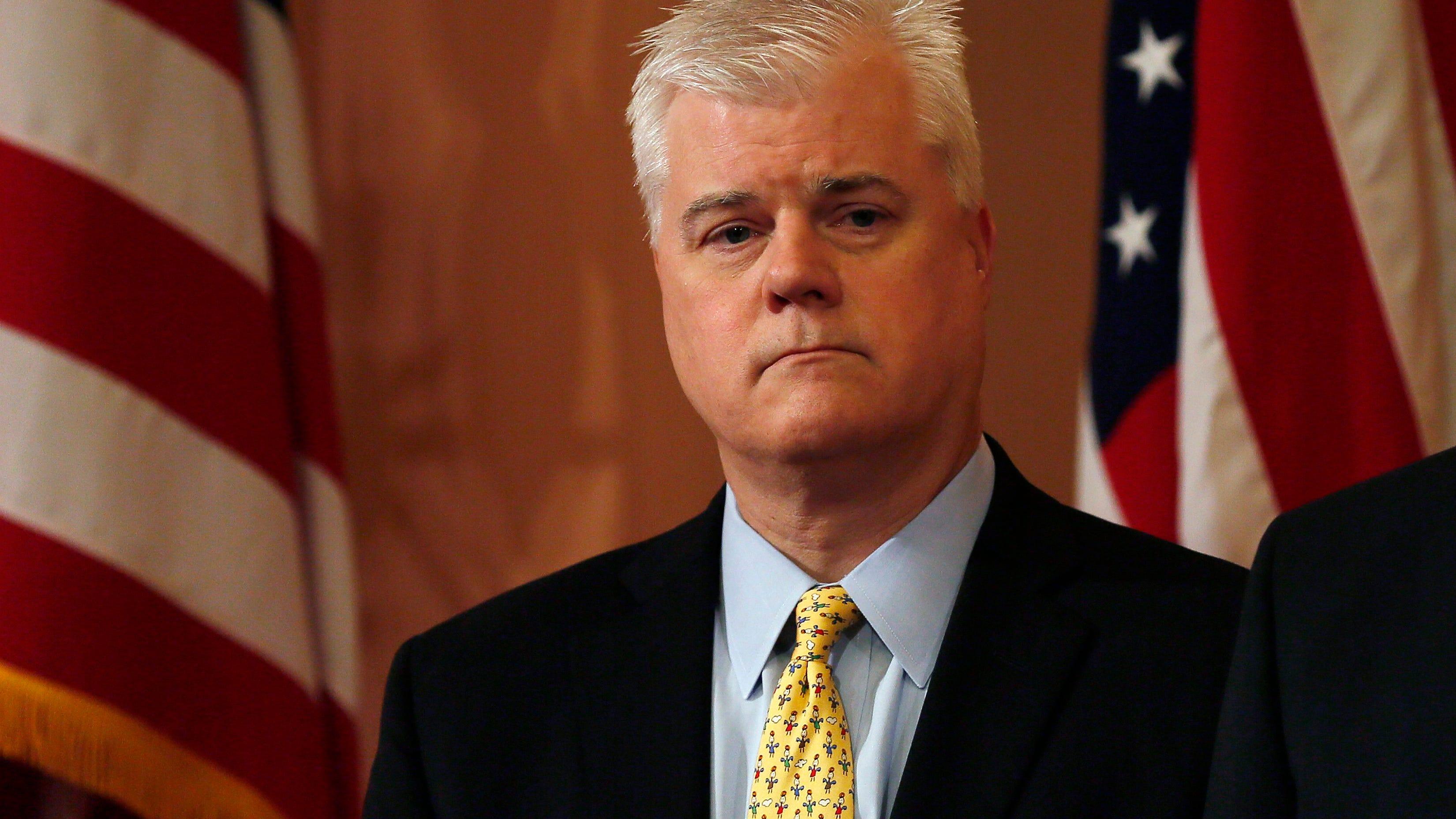 DeWine's legislative director with past FirstEnergy ties resigns