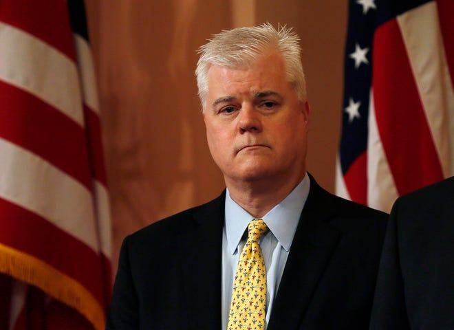 Dan McCarthy, director of Legislative Affairs for Ohio Gov. Mike DeWine.