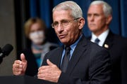 Director of the National Institute of Allergy and Infectious Diseases Dr. Anthony Fauci