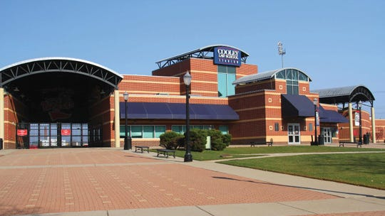 The Lansing Lugnuts have offered up Cooley Law School Stadium to the Blue Jays.