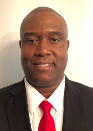 Pike Road High School principal Gregory Foster