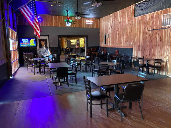 Full Throttle Bar and Grill was ordered to close Monday by Metro Nashville Public Health officials for phase two reopening violations.