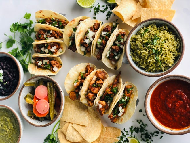 Pie Town Tacos, a fast-casual taco shop, will open at 614 Ewing Ave on July 28, 2020.