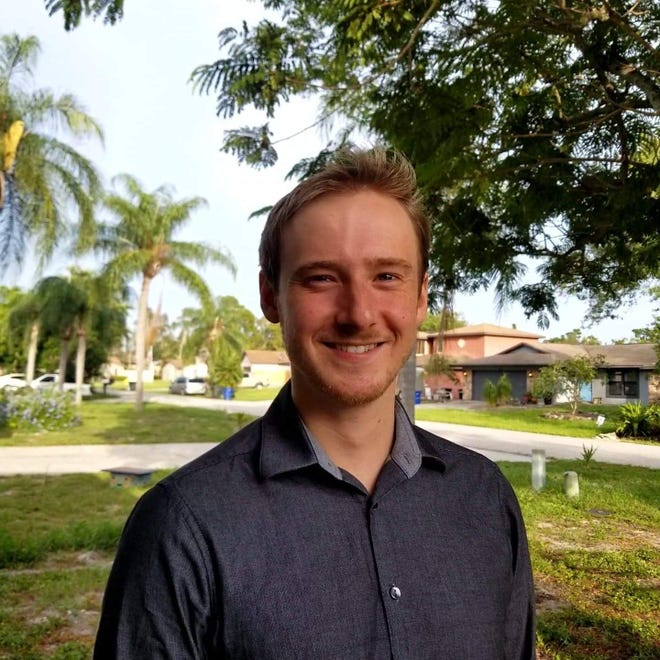 Anselm Weber is a Democrat candidate for Florida State House District 76.