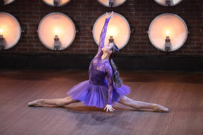 "Mesa ballerina Maddy Penney competing on NBC's ""World of Dance"""