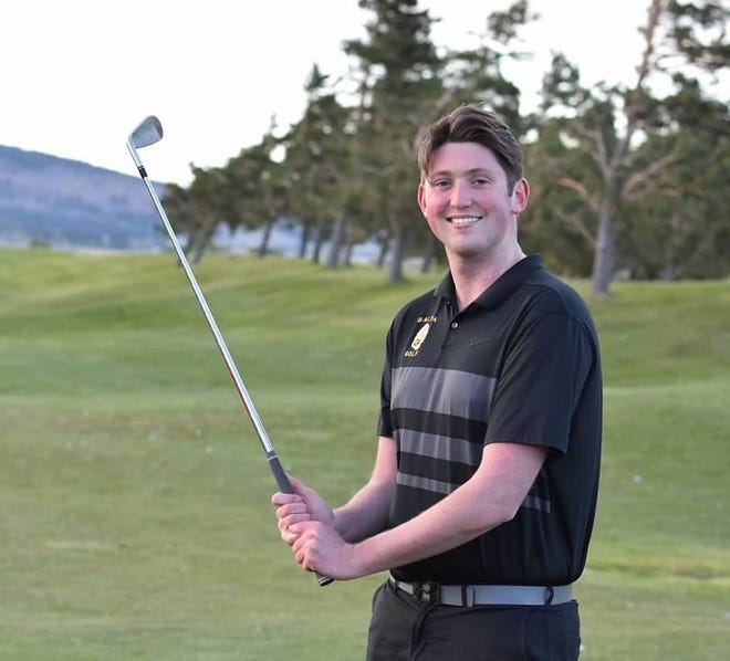 Galena graduate Jackson Bellard donated his scholarship from the First Tee back to the youth golf program.