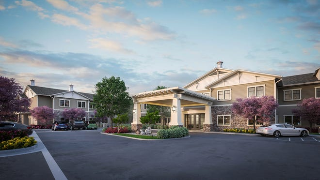 The Clearwater at Rancharrah assisted living and memory care community in Reno.
