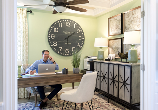 Now that remote work is the new norm, look for a house with a home office.