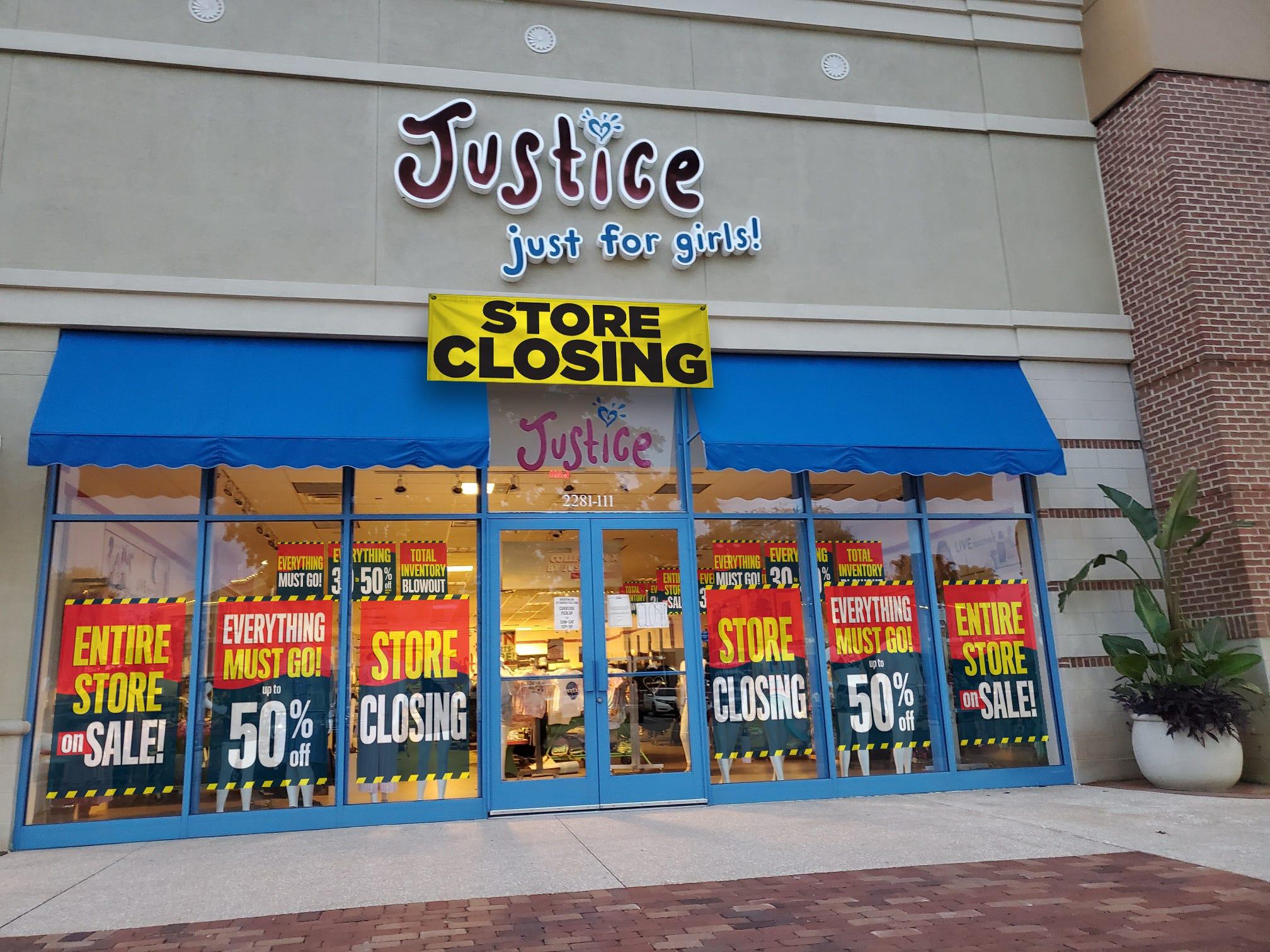 justice store closures 2020 see full list of tween stores closing justice store closures 2020 see full