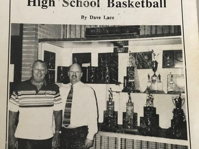 """The Remarkable History of Wynford High School Basketball"" chronicles 35 seasons of the program's rich history."