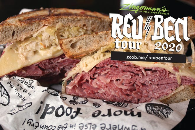 Zingerman's bringing pop-up featuring its Reuben sandwiches  to metro Detroit.