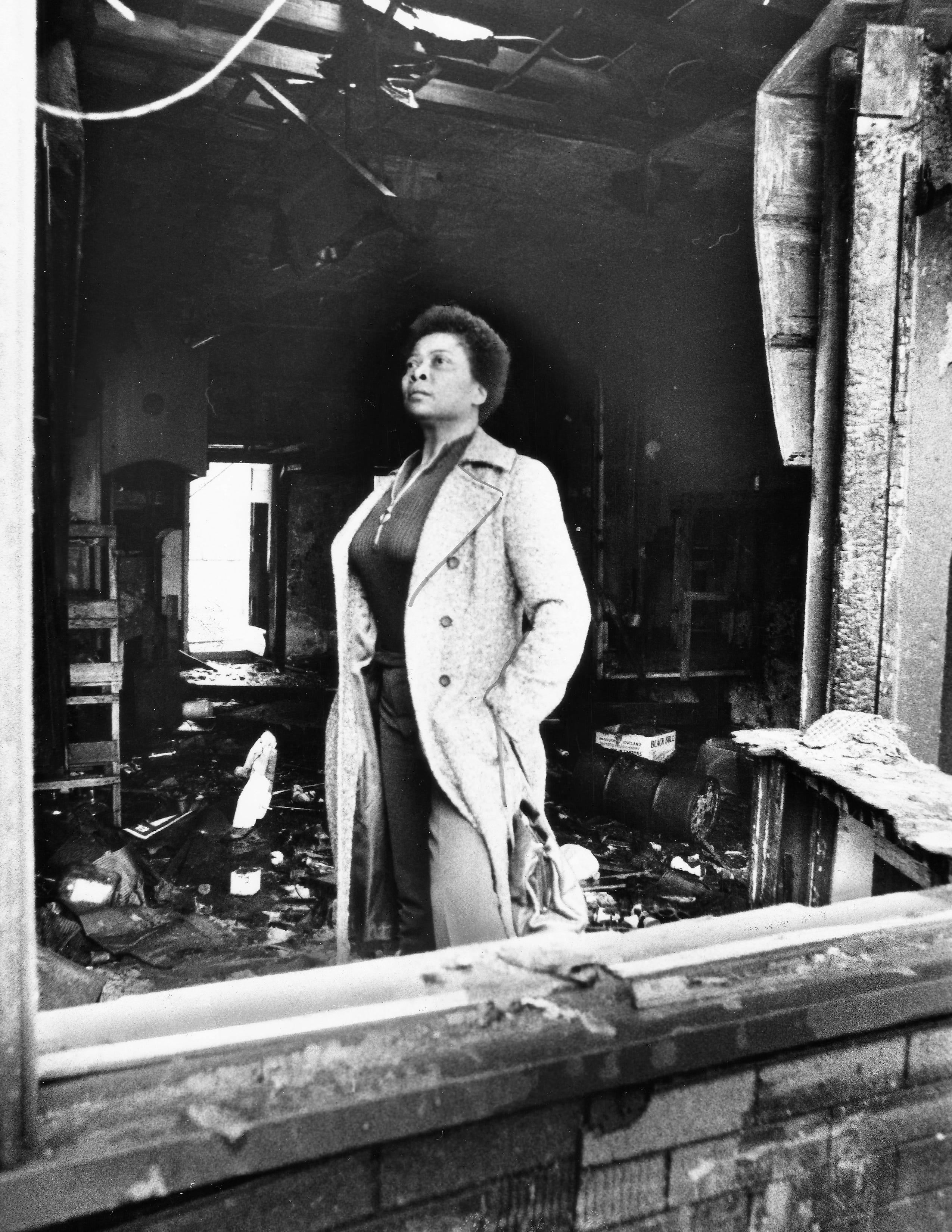 1948 : Sarah Elizabeth Ray Denied Passage to Bob-Lo Island