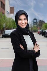 Macomb Prosecutor Candidate Saima Khalil.