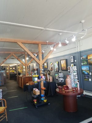 Fine Art Montage/Art Lounge in downtown Menomonee Falls will participate in the Kids Christmas Open House event from 10 a.m. to 2 p.m. Dec. 12. At this event, children can shop for their parents while the parents wait inanother section of the store.
