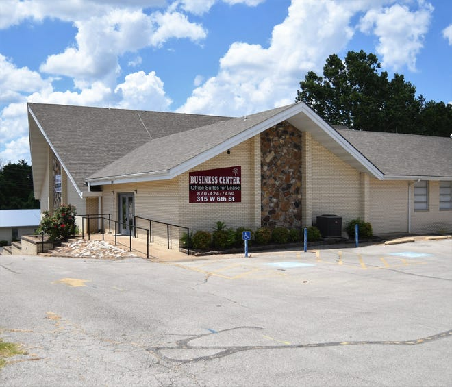 The Business Center, located at 315 W. 6th Street in Mountain Home, is now open in the building formerly used by Day Spring Behavioral Health.