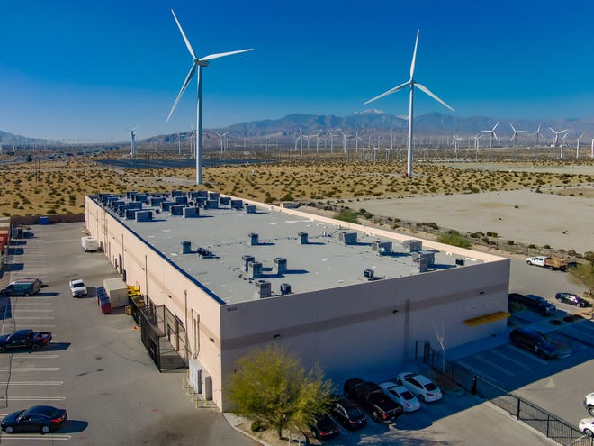 This Kings Garden cannabis facility in Palm Springs was sold in a $17.5 million deal to  Innovative Industrial Properties Inc. and then leased back to the company in July 2020.