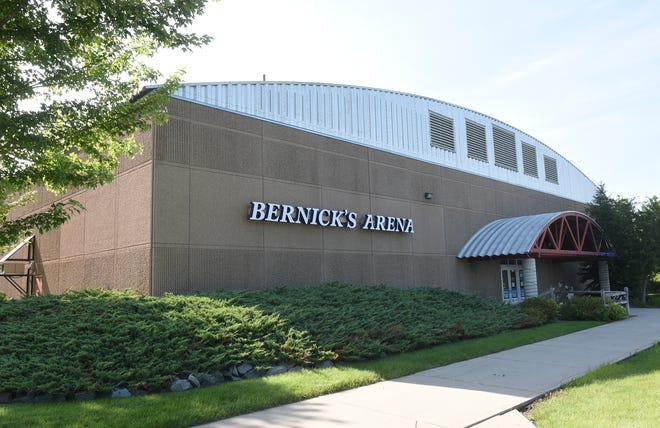 Bernick's Arena is pictured Thursday, July 23, 2020, in Sartell.