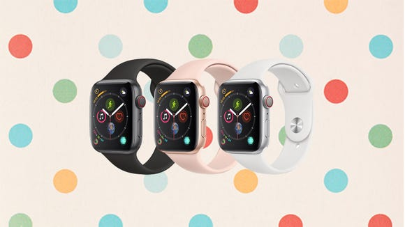 Now that the Apple Watch Series 6 has been officially introduced, the Series 5 is finally back on sale.