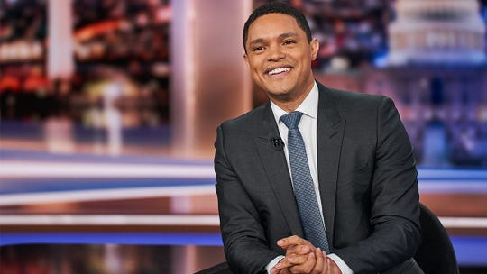 """Best variety talk series: """"The Daily Show with Trevor Noah,"""" Comedy Central"""