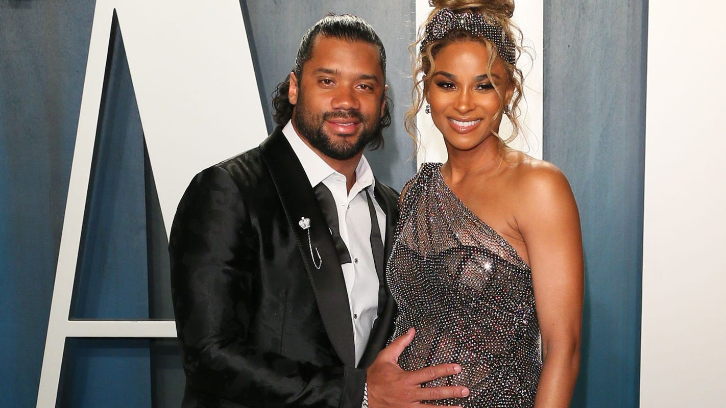 Ciara Steps Out With Russell Wilson for 1st Time Since