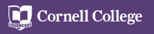 Cornell College Logo