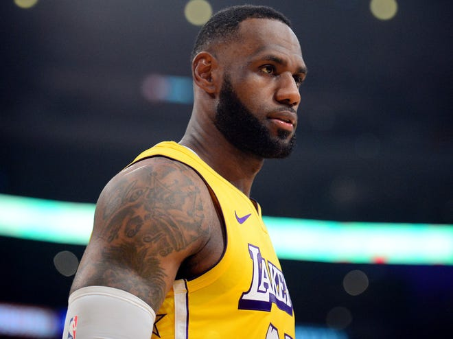 LeBron James was just the latest NBA player to use his media availability to discuss the death of Breonna Taylor.