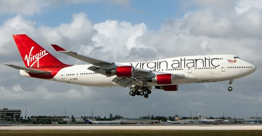 Virgin Atlantic airlines has filed for bankruptcy protection in the United States.
