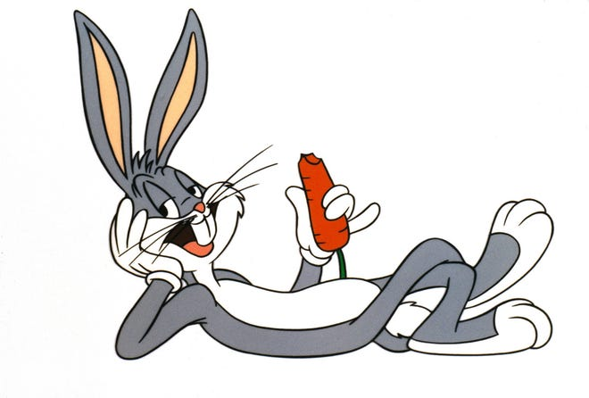 "The harebrained star of ""The Bugs Bunny/Road Runner movie"" is always ready for his closeup."