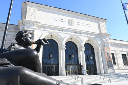Art experts generally agree lesser-known artists might see a boost in resale value after being exhibited at a museum of the DIA's stature.