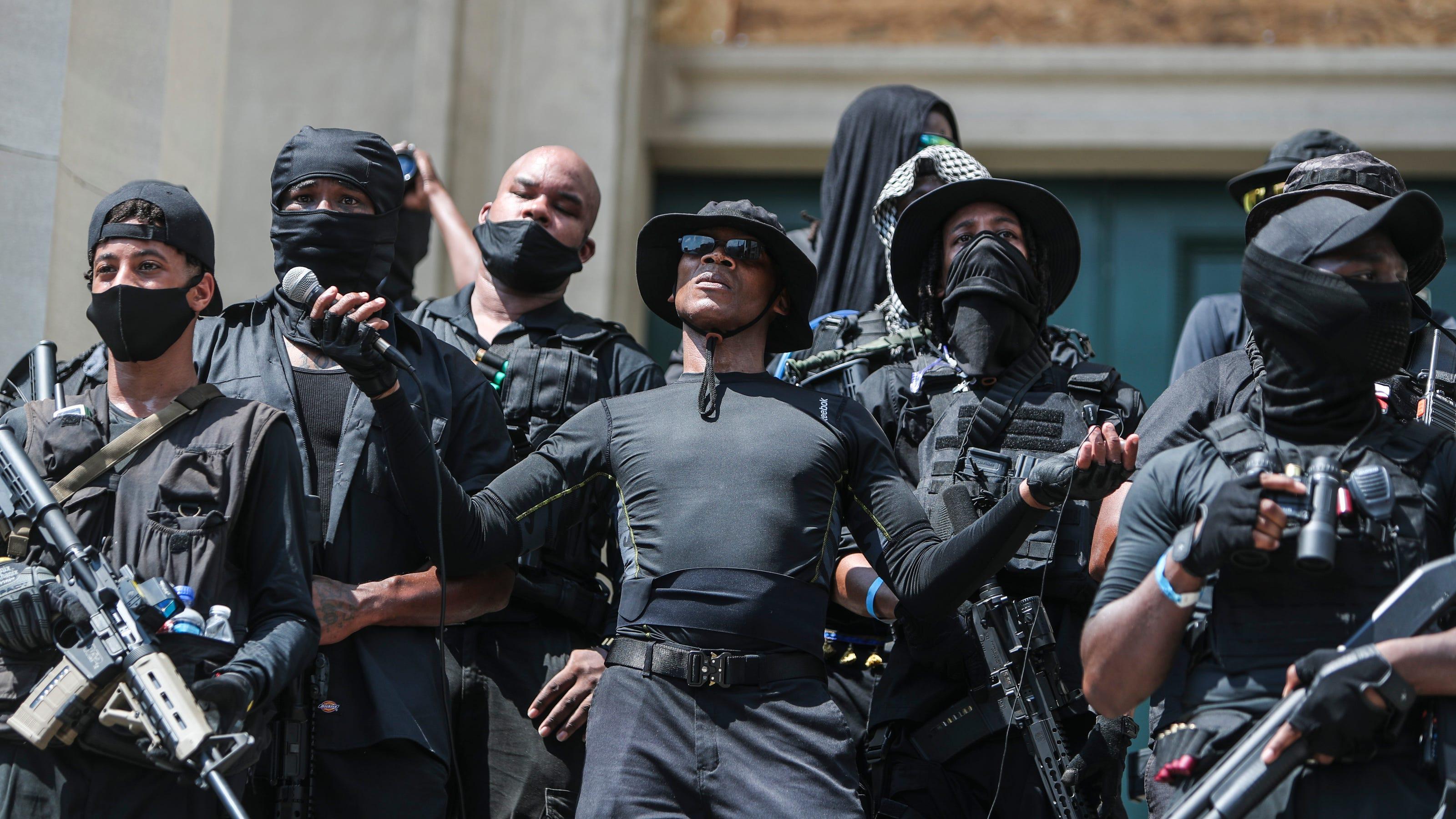 nfac black militia