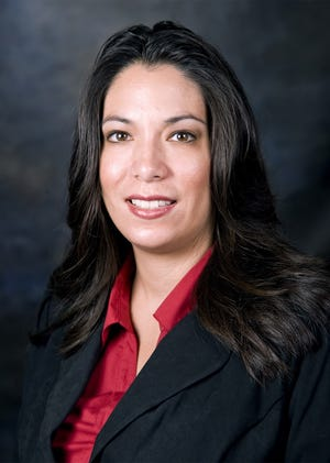 New Mexico State University Department of Animal and Range Sciences associate professor Jennifer Hernandez Gifford is leading research to understand the mechanisms involved in normal estrogen production and how they can help address problems that arise from abnormal estrogen concentrations, which lead to infertility.