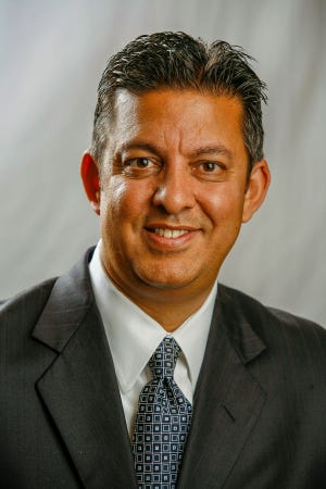 Andy Jhanji, interim vice president for university advancement, Florida State University