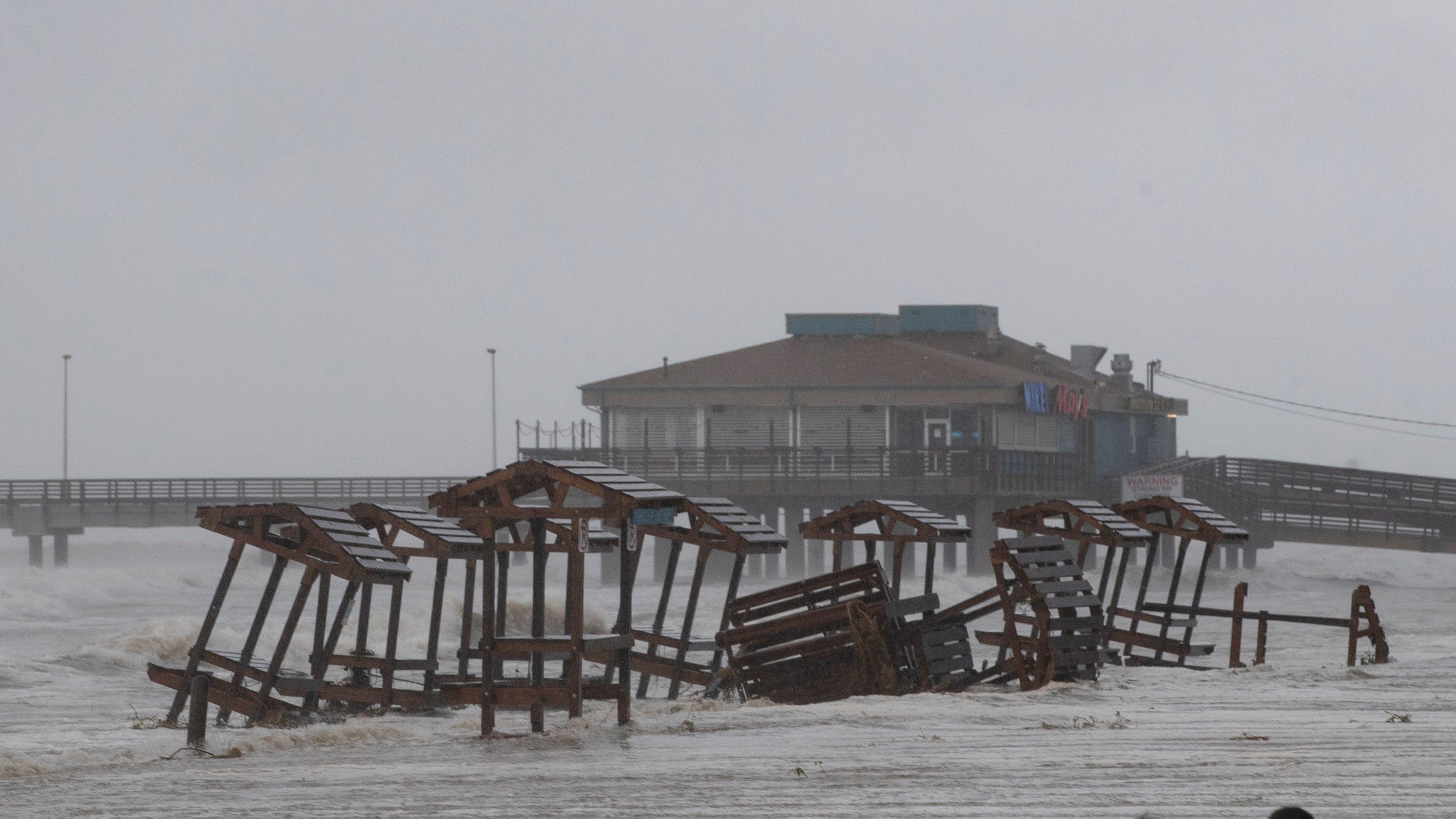 Tropical Storm Hanna brings rain flooding as it leaves Texas; Hawaii braces for Hurricane Douglas – USA TODAY