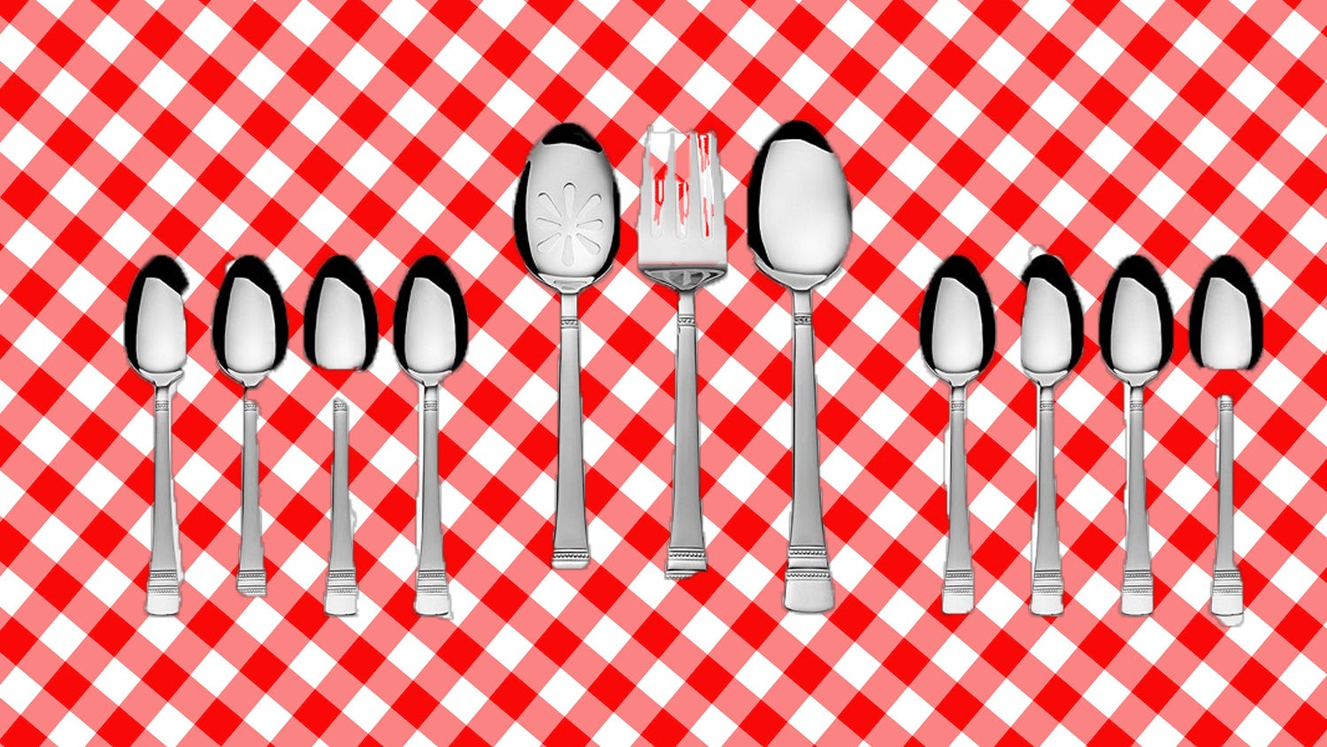 You can get 51-piece silverware sets from $30 right now at Macy's