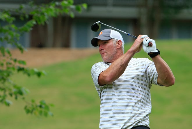 Brett Favre recently golfed with Donald Trump, discussing the QB's NFL career as well as the coronavirus.