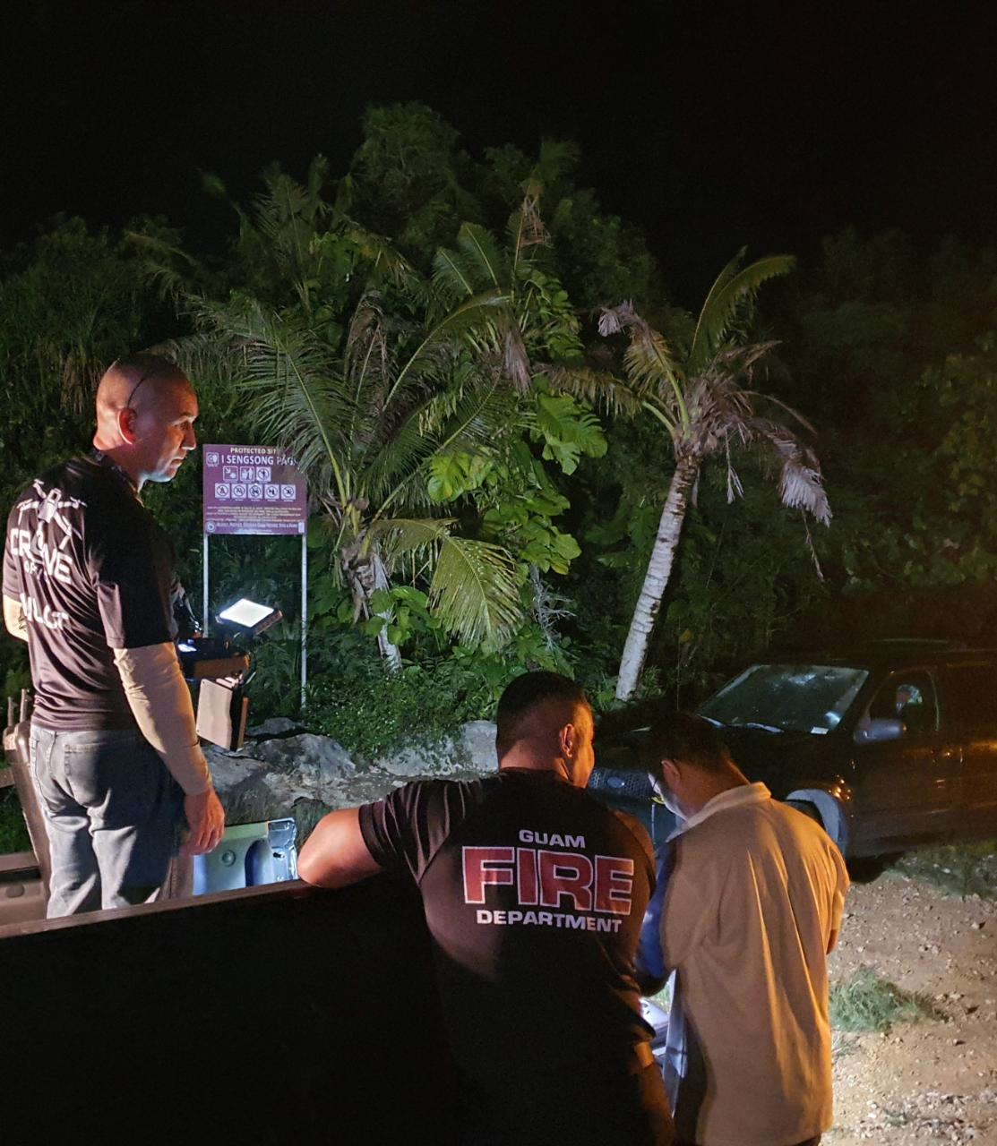 Just before 10 p.m. July 25, Guam Fire Department received a call for a missing hiker in the Pågat Cave area, according to spokesperson Kevin Reilly. The man was found safe Sunday morning.
