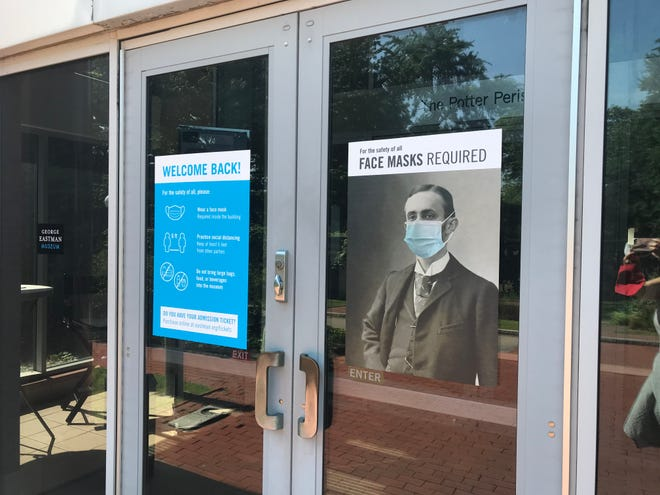 George Eastman Museum reopens photo by Mary Chao