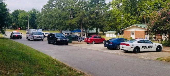 Deputies from the Johnston County Sheriff's Office reportedly responded to a stabbing incident at the Overton James, north Fisher Apartments Monday morning.