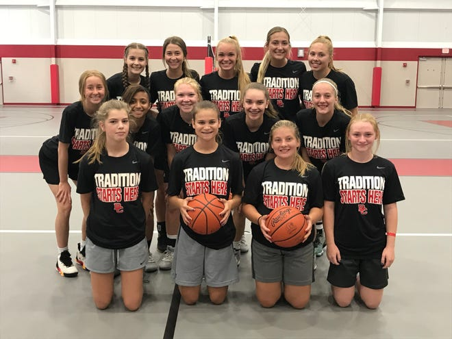 The Buckettes return a strong core from a team that is coming off a regional runner-up last season and a stretch of four-straight district titles.