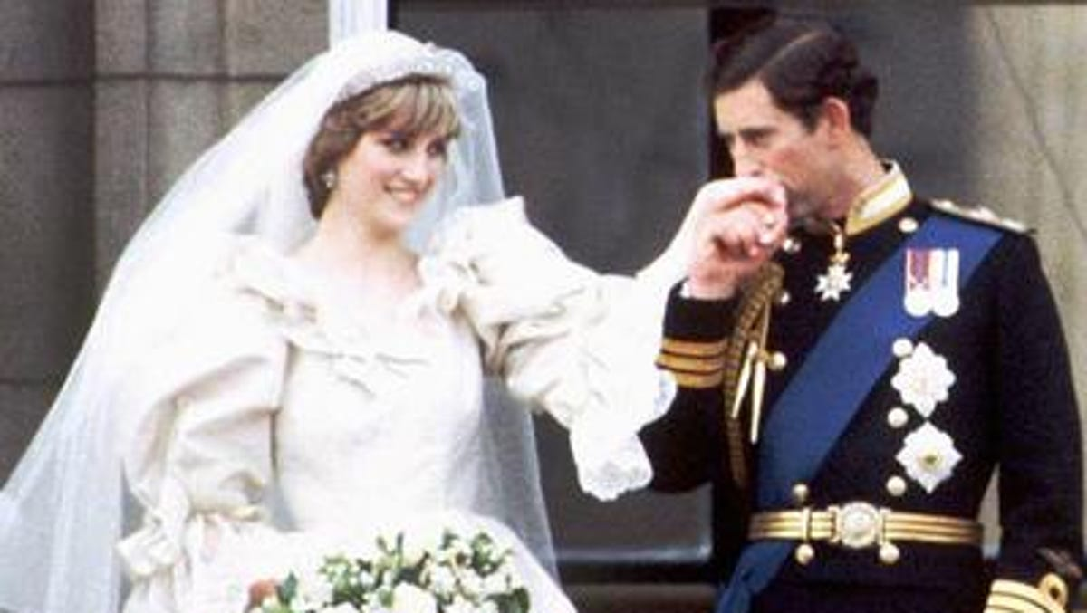 Remember When The Wedding Of Prince Charles And Lady Diana Spencer