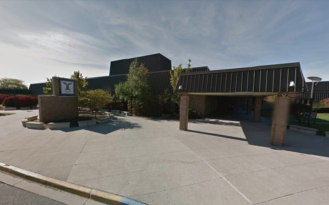 Ypsilanti Community High School is shown in a view from Google Maps.