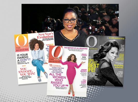 O, The Oprah Magazine is ending its regular monthly print editions with the December 2020 issue after 20 years of publication.