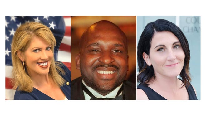 The Cape Coral District 7 candidates for 2020 are Patty Cummings, Derrick Donnell, and Jessica Cosden.