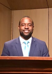Braylon Harris, D-Lake Charles, is a candidate for Louisiana's 3rd Congressional District seat.