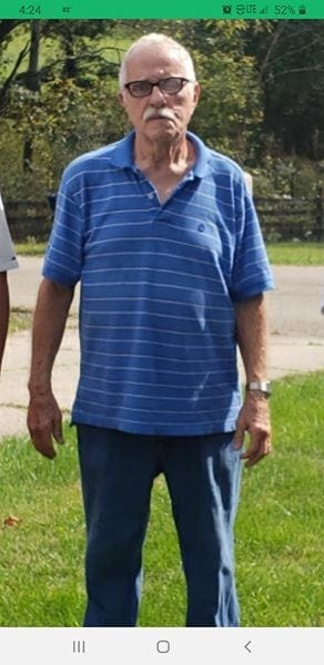 The Licking County Sheriff's Office said Robert Caw Sr., 85, of Newark, was last seen on Sunday, July 26, 2020 after he left in his vehicle and hasn't turned up since. The agency is searching for him.