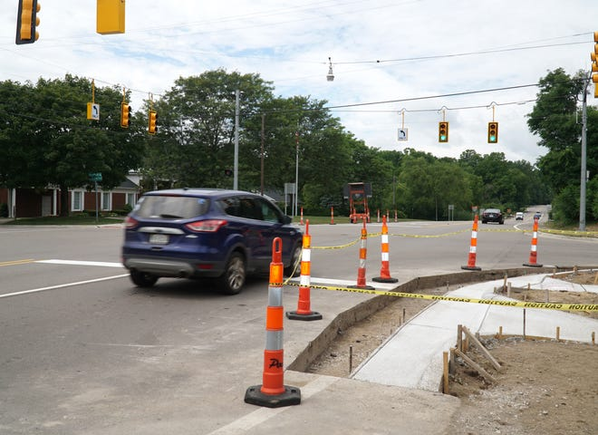 Canton's intersection of Ann Arbor Road and McClumpha recently got a much-needed traffic light.