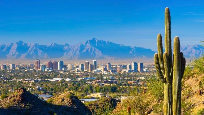 La Municipalidad de Phoenix está desarrollando una actualización de este plan para también reducir las emisiones de gases de efecto invernadero a través de toda la comunidad.