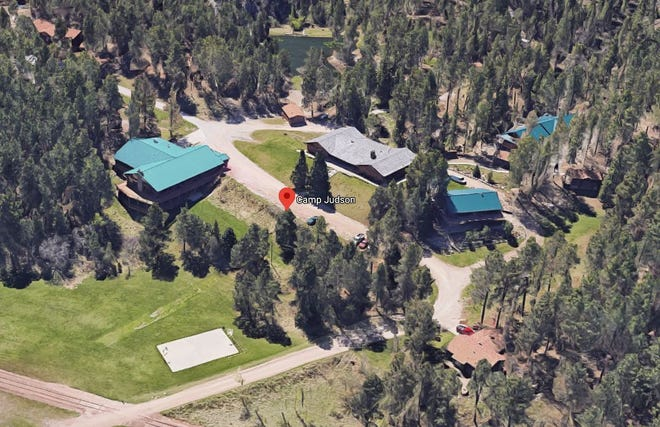 Camp Judson in the Black Hills.