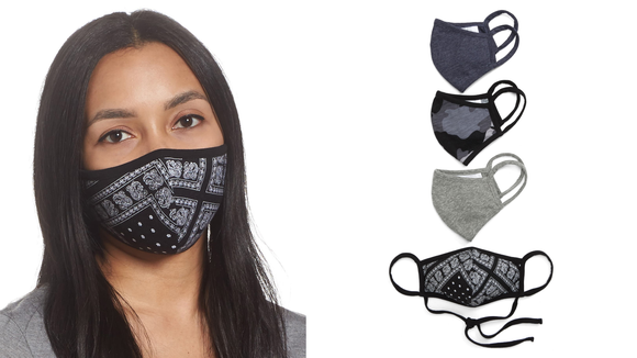 Nordstrom Double Layer Masks