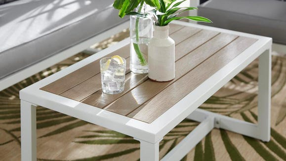 Add a tabletop to your space for a low price.